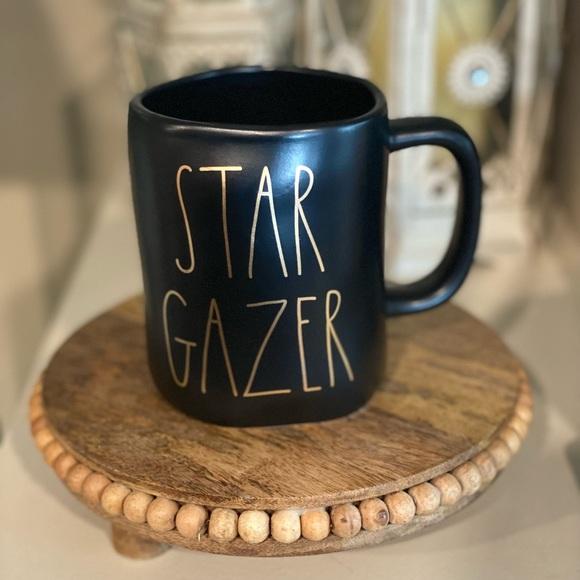 "⭐️ 💫 RAE Dunn ""STAR GAZER""  Coffee Mug⭐️💫"